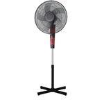Ventilator Strend Pro, stojanový, 40cm, 45W, s ovládačom