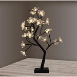 Dekoracia MagicHome X9036, Kvetinový konárik, LED, 3xAA