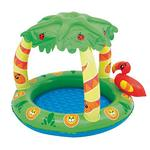 Bazen Bestway® 52179, 99x91x71 cm, Friendly Jungle Play Pool, nafukovací