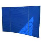 Stena FESTIVAL, modrá, pre stan, UV odolná