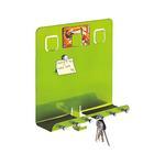 Vesiak Easyhome MB-008, na kľúče, zelený