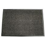 Rohozka MagicHome CPM 304, 60x90 cm, čierna/šedá