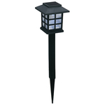 Lampa Solar Alya, 385 mm, 2 Led, bal. 24 ks, AAA