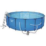 Bazen Bestway® Steel Pro MAX, 457x107 cm, filter, rebrík, podložka, plachta
