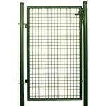Brana METALTEC Euro 1500x1000 mm, záhradná, zelená