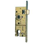 Zamok TESLA V6072 P Zn, 72/60/40 mm, vložka