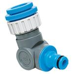 "Adapter AQUACRAFT® 550342, 1/2""-3/4""-1"", 360, 180, samec"