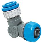 "Adapter AQUACRAFT® 550345, 1/2""-3/4""-1"", 360, 180, 3/4"""