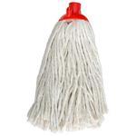 Mop Konex 09050, náhradný, microfibre, biely