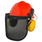Stit Safetyco SM-409P, prilba a chránič sluchu, CE