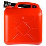Kanister HOLECZECH 10 lit, na PHM, červený
